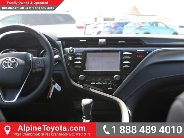 2018 Toyota Camry SE (Stk: U524594) in Cranbrook - Image 10 of 17