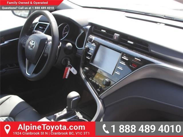 2018 Toyota Camry SE (Stk: U524594) in Cranbrook - Image 11 of 17