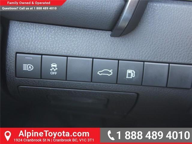 2018 Toyota Camry SE (Stk: U524594) in Cranbrook - Image 15 of 17