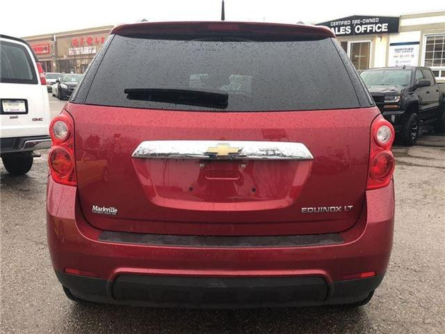 2012 Chevrolet Equinox NEW TIRES & BRAKES-GM CERTIFIED PRE-OWNED-1 OWNER (Stk: 174448A) in Markham - Image 3 of 21