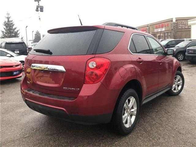 2012 Chevrolet Equinox NEW TIRES & BRAKES-GM CERTIFIED PRE-OWNED-1 OWNER (Stk: 174448A) in Markham - Image 4 of 21