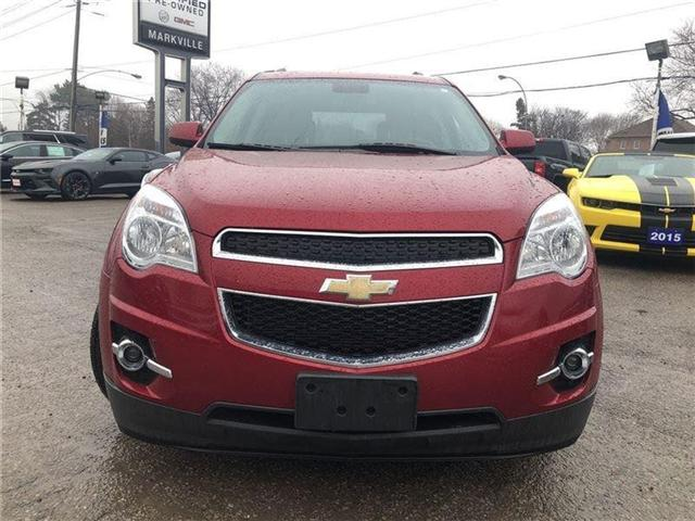 2012 Chevrolet Equinox NEW TIRES & BRAKES-GM CERTIFIED PRE-OWNED-1 OWNER (Stk: 174448A) in Markham - Image 7 of 21