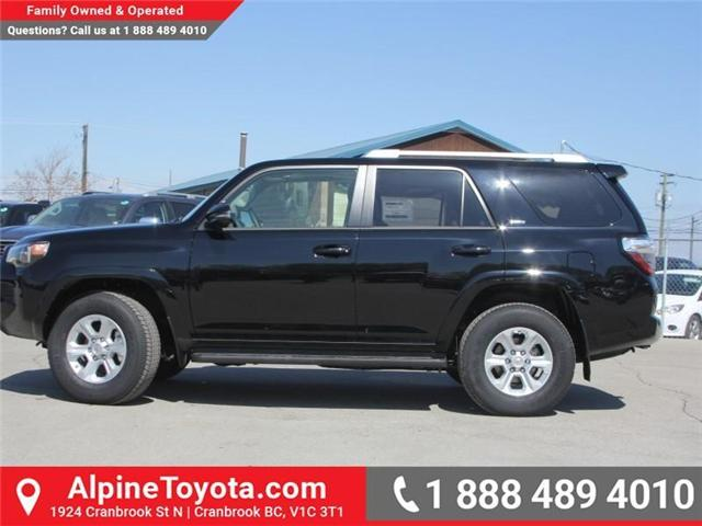 2018 Toyota 4Runner SR5 (Stk: 5560736) in Cranbrook - Image 2 of 18