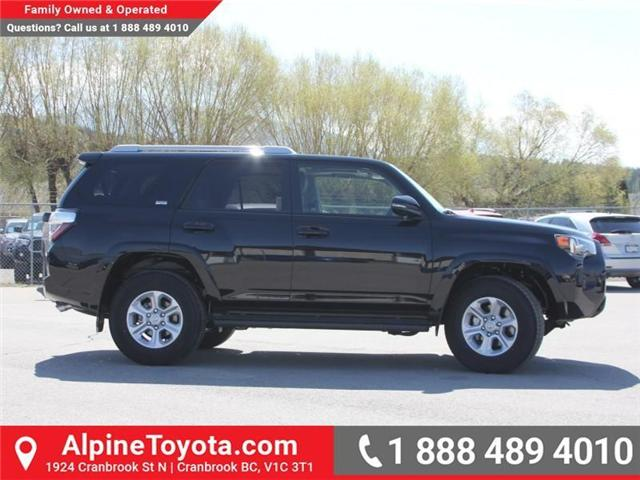 2018 Toyota 4Runner SR5 (Stk: 5560736) in Cranbrook - Image 6 of 18