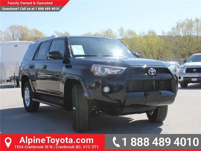 2018 Toyota 4Runner SR5 (Stk: 5560736) in Cranbrook - Image 7 of 18