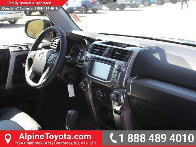 2018 Toyota 4Runner SR5 (Stk: 5560736) in Cranbrook - Image 11 of 18
