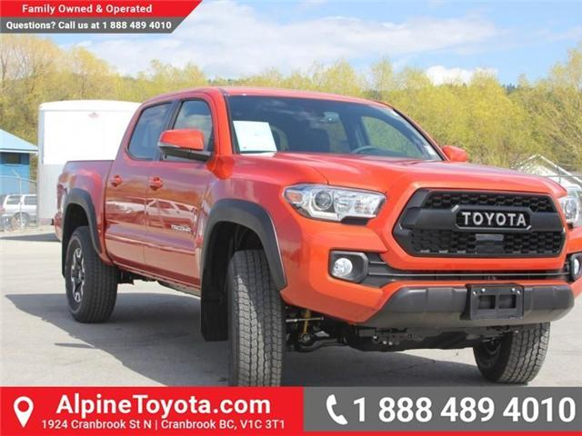 2018 Toyota Tacoma TRD Off Road (Stk: X142106) in Cranbrook - Image 7 of 18