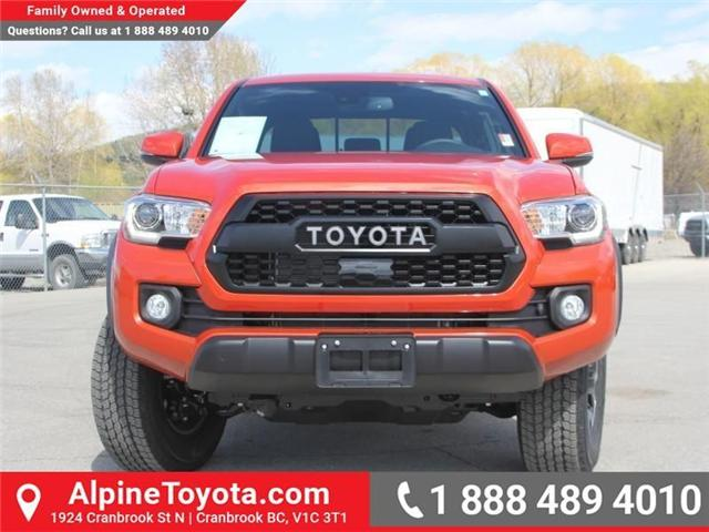 2018 Toyota Tacoma TRD Off Road (Stk: X142106) in Cranbrook - Image 8 of 18