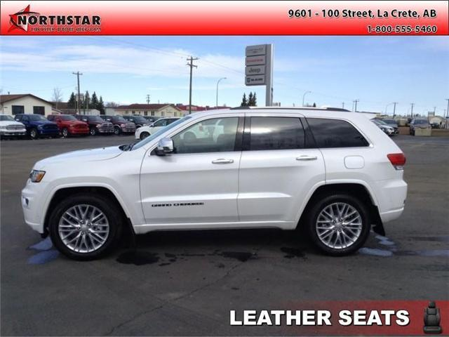 2018 Jeep Grand Cherokee Overland (Stk: RT129) in  - Image 1 of 12