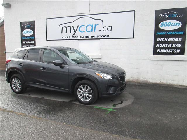 2014 Mazda CX-5 GX (Stk: 180544) in Richmond - Image 2 of 13