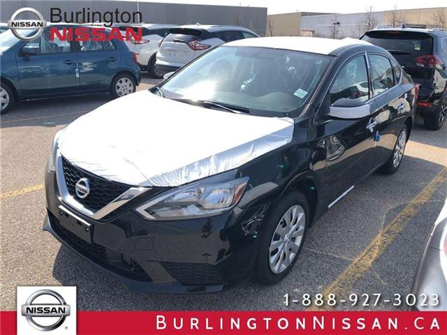 2018 Nissan Sentra 1.8 S (Stk: X6931) in Burlington - Image 1 of 5