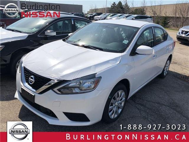 2018 Nissan Sentra 1.8 SV (Stk: X6940) in Burlington - Image 1 of 4