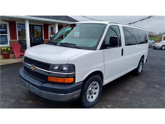 2013 Chevrolet Express 1500 LT (Stk: 1GNSGC) in Dunnville - Image 1 of 13