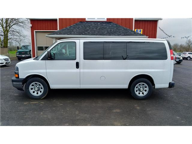 2013 Chevrolet Express 1500 LT (Stk: 1GNSGC) in Dunnville - Image 2 of 13