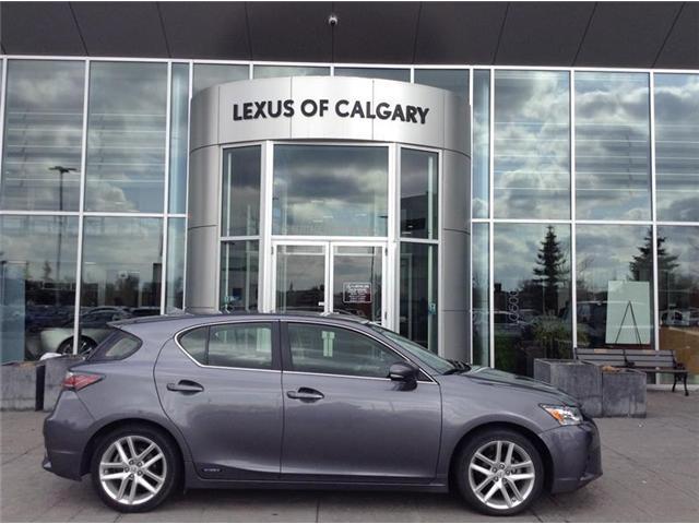 2014 Lexus CT 200h Base (Stk: 3792A) in Calgary - Image 1 of 12