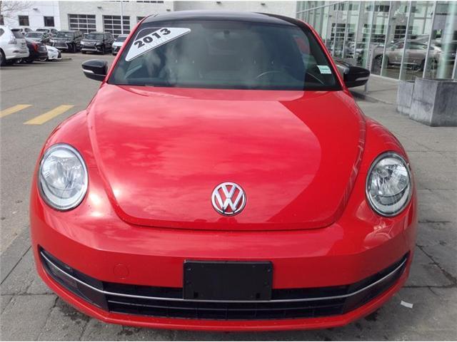 2013 Volkswagen Beetle 2.0 TSI Sportline (Stk: 3793A) in Calgary - Image 2 of 11