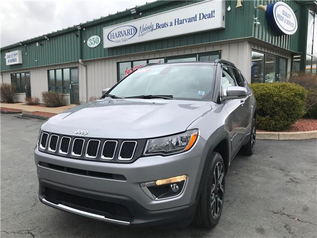 2017 Jeep Compass Limited (Stk: 9939) in Lower Sackville - Image 1 of 25
