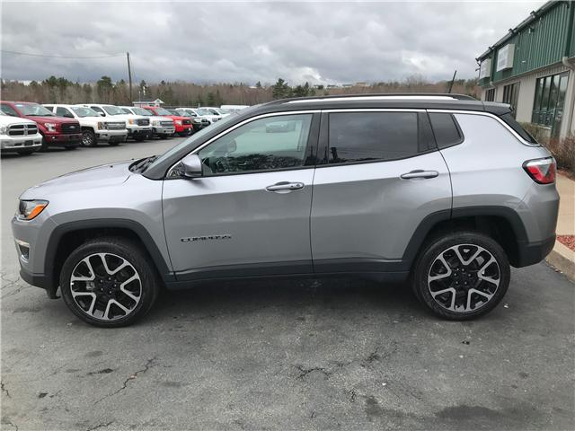 2017 Jeep Compass Limited (Stk: 9939) in Lower Sackville - Image 2 of 25