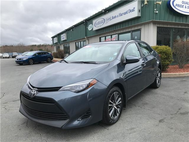 2017 Toyota Corolla LE (Stk: 9945) in Lower Sackville - Image 1 of 20