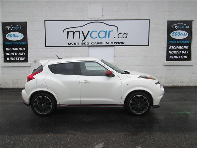 2014 Nissan Juke Nismo (Stk: 180185) in Richmond - Image 1 of 13