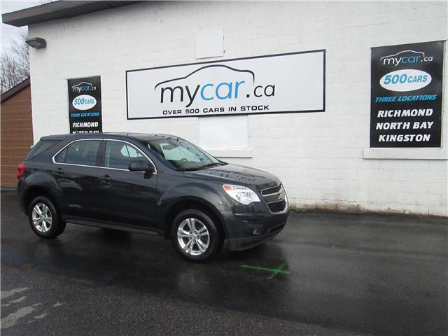 2014 Chevrolet Equinox LS (Stk: 180510) in Richmond - Image 2 of 13