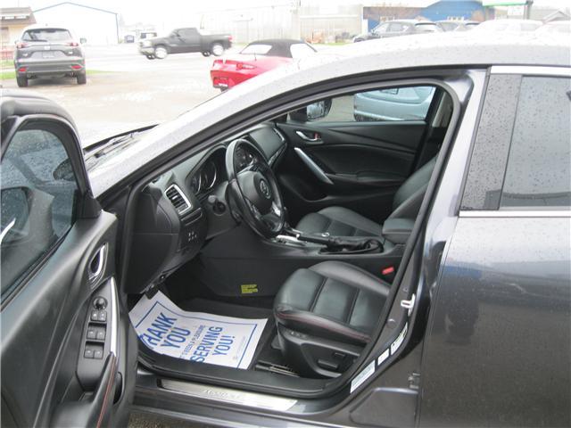 2014 Mazda MAZDA6 GT (Stk: 18133A) in Stratford - Image 6 of 27