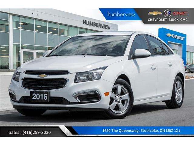 2016 Chevrolet Cruze Limited 2LT (Stk: APR1716) in Toronto - Image 1 of 20