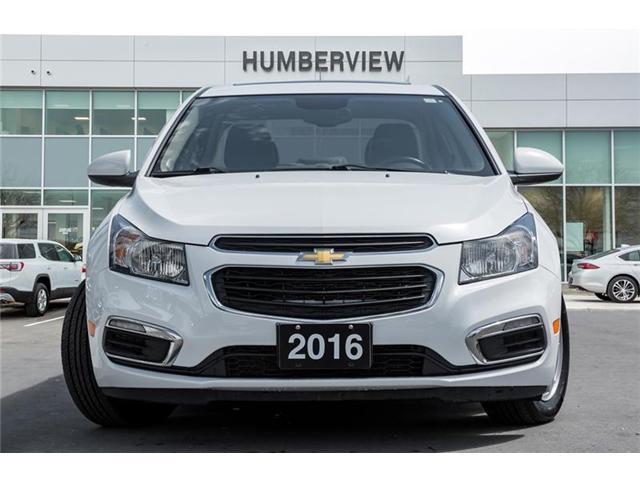 2016 Chevrolet Cruze Limited 2LT (Stk: APR1716) in Toronto - Image 2 of 20