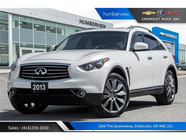 2013 Infiniti FX37 Limited Edition (Stk: T8S032A) in Toronto - Image 1 of 22