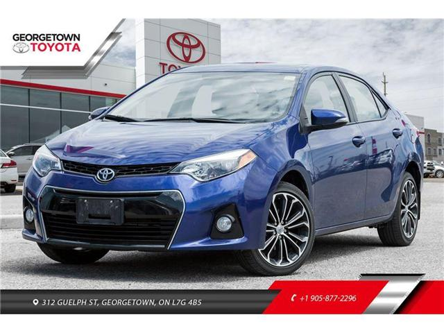 2015 Toyota Corolla S (Stk: 15-01217) in Georgetown - Image 1 of 20