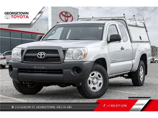 2011 Toyota Tacoma Base (Stk: 11-10448) in Georgetown - Image 1 of 17