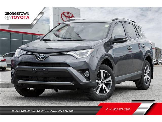2016 Toyota RAV4 XLE (Stk: 16-94438) in Georgetown - Image 1 of 8