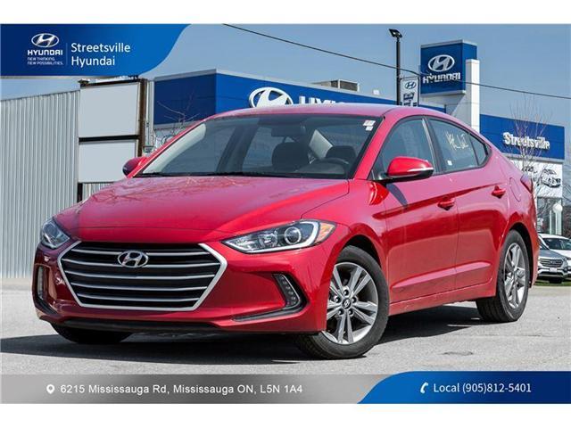 2018 Hyundai Elantra GL (Stk: P0570) in Mississauga - Image 1 of 18