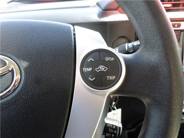 2015 Toyota Prius c Base (Stk: 1780541) in Moose Jaw - Image 13 of 21
