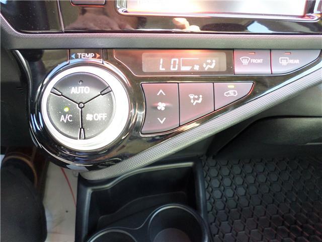 2015 Toyota Prius c Base (Stk: 1780541) in Moose Jaw - Image 16 of 21