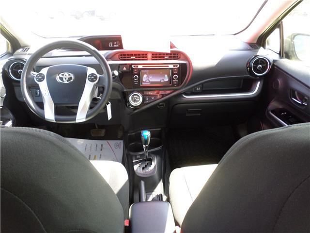 2015 Toyota Prius c Base (Stk: 1780541) in Moose Jaw - Image 19 of 21