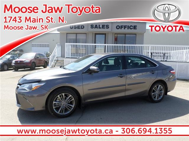 2015 Toyota Camry SE (Stk: 1880311) in Moose Jaw - Image 1 of 19