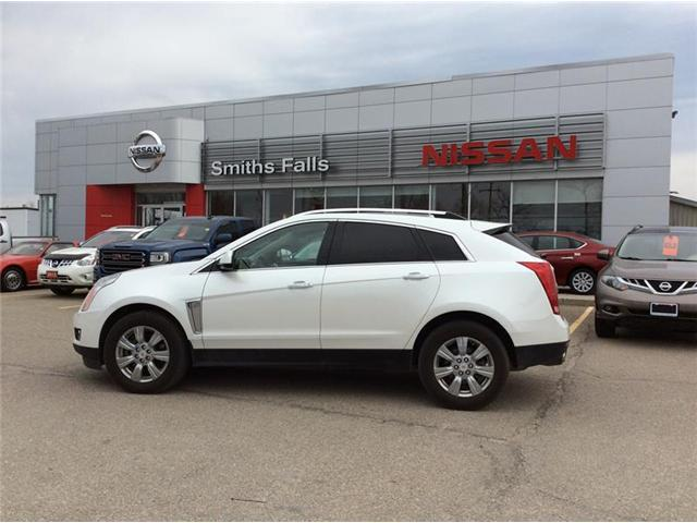 2014 Cadillac SRX Luxury (Stk: 18-170A) in Smiths Falls - Image 1 of 12