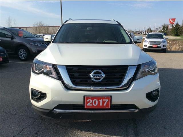 2017 Nissan Pathfinder Platinum (Stk: P1923) in Smiths Falls - Image 7 of 13