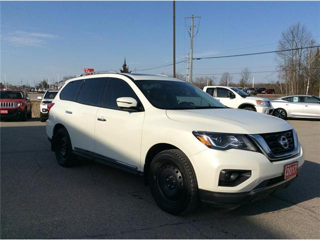 2017 Nissan Pathfinder Platinum (Stk: P1923) in Smiths Falls - Image 8 of 13