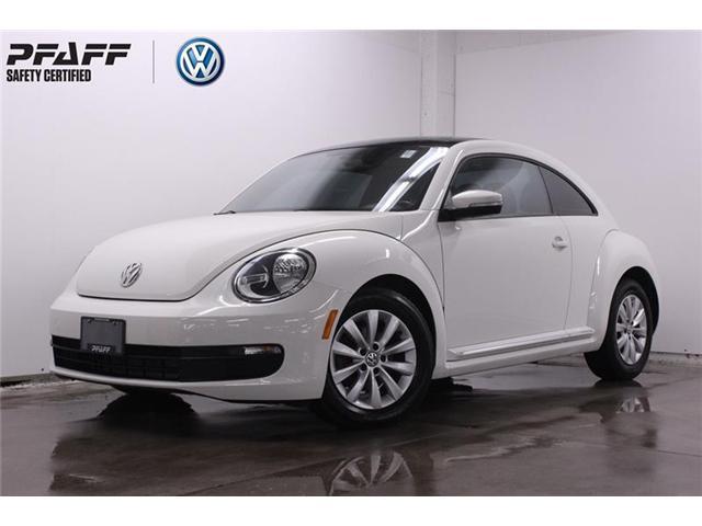 2013 Volkswagen Beetle 2.5L Comfortline (Stk: 19135) in Newmarket - Image 1 of 16