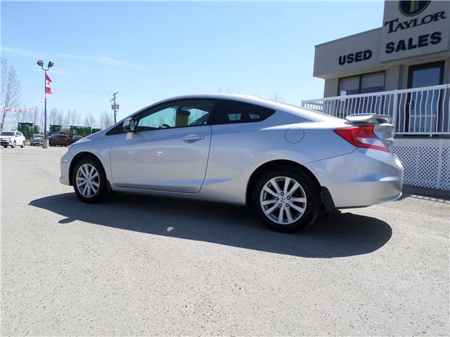 2012 Honda Civic EX-L (Stk: 1780352) in Moose Jaw - Image 5 of 21