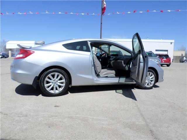 2012 Honda Civic EX-L (Stk: 1790352) in Moose Jaw - Image 9 of 21