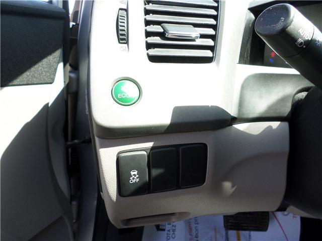 2012 Honda Civic EX-L (Stk: 1780352) in Moose Jaw - Image 11 of 21