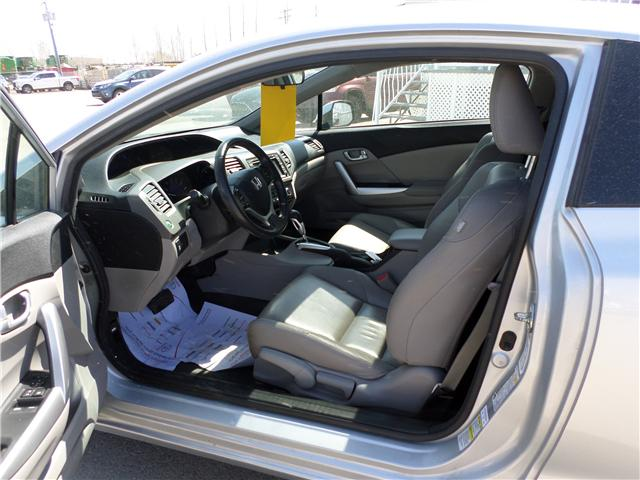 2012 Honda Civic EX-L (Stk: 1780352) in Moose Jaw - Image 12 of 21