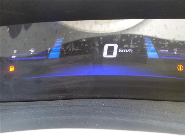 2012 Honda Civic EX-L (Stk: 1790352) in Moose Jaw - Image 14 of 21