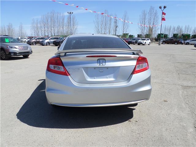 2012 Honda Civic EX-L (Stk: 1790352) in Moose Jaw - Image 21 of 21