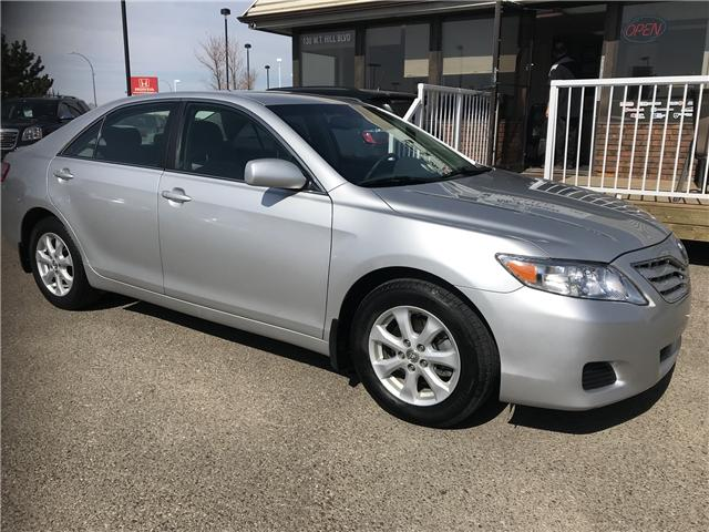 2010 Toyota Camry LE V6 (Stk: 1448A) in Lethbridge - Image 1 of 19