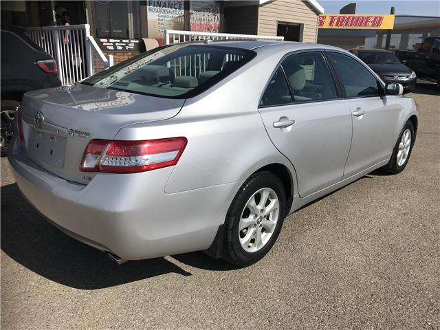 2010 Toyota Camry LE V6 (Stk: 1448A) in Lethbridge - Image 7 of 19