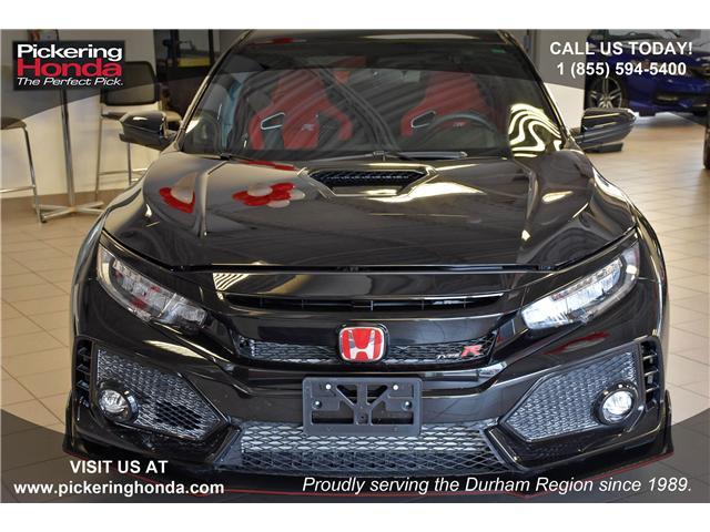 2018 Honda Civic Type R  (Stk: P3870) in Pickering - Image 2 of 33